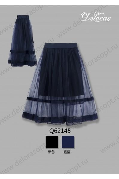 Текстильная юбка